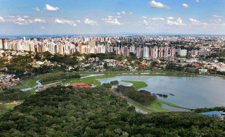 Paisagens Curitiba